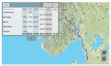 Ev Trip Planner >> A Better Routeplanner